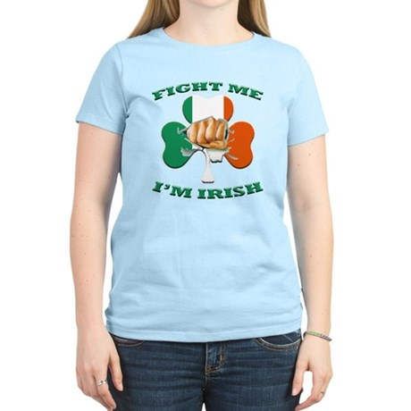 St. Patrick's Day - Fight Me I'm Irish Women's Lig