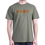 Orange Jacks Dark T-Shirt