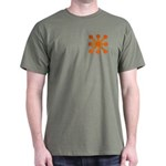 Orange Jack Dark T-Shirt