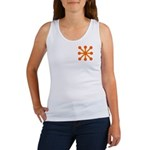 Orange Jack Women's Tank Top