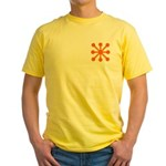 Orange Jack Yellow T-Shirt