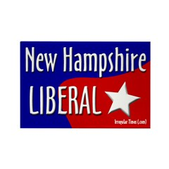 New Hampshire Liberal Magnet