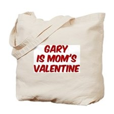 Garys is moms valentine Tote Bag