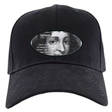Philosopher Baruch Spinoza Baseball Hat