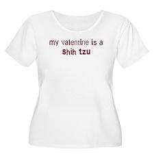 Shih Tzu valentine T-Shirt