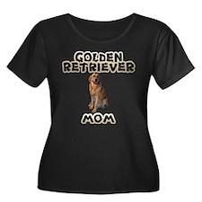 Golden Retriever Mom T