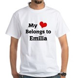 My Heart Belongs to Emilia Shirt