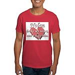 Nolan broke my heart and I hate him Dark T-Shirt