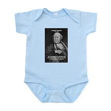 Herbert Spencer Infant Creeper