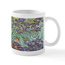 Van Gogh Irises Small Mugs