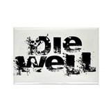 Die Well Rectangle Magnet