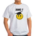 GraduationSmiley Face Light T-Shirt