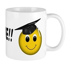 GraduationSmiley Face Mug
