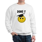 GraduationSmiley Face Sweatshirt