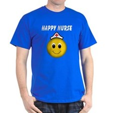 Smiley Nurse T-Shirt