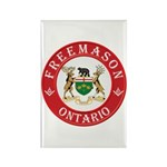Ontario Mason Rectangle Magnet (100 pack)