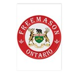 Ontario Mason Postcards (Package of 8)
