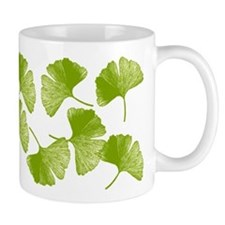 Ginkgo Leaves Mug