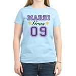 Mardi Gras 09 Women's Light T-Shirt