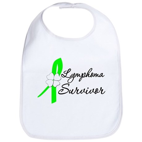 Lymphoma Survivor Bib