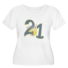 21st B-day Beer T-Shirt