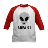 area 51 space alien Tee