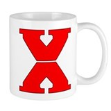 X Coffee Mug