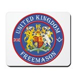 UK Masons Mousepad