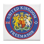 UK Masons Tile Coaster