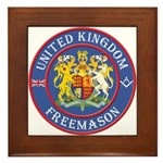 UK Masons Framed Tile
