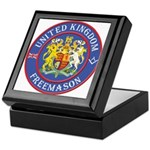 UK Masons Keepsake Box