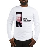 "Wordsworth ""Great God"" Long Sleeve T-Shirt"