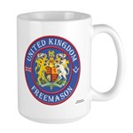 UK Masons Large Mug