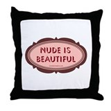 Beautiful Frame - Throw Pillow