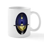 Blue Rapier: Mug