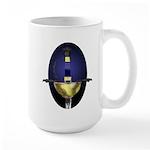 Blue Rapier: Large Mug