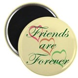 Friends Forever Magnet
