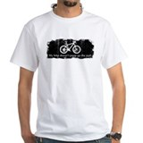 My bike doesn't poop on the t Shirt