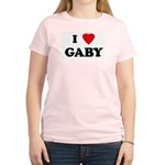 I Love GABY Women's Light T-Shirt