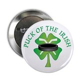 "Puck of the Irish 2.25"" Button"
