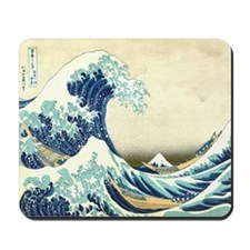 Great Wave off Kanagawa Mousepad