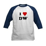 I Love DW Tee