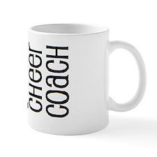 #1 Cheer Coach Mug