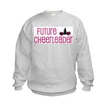 Future Cheerleader Sweatshirt