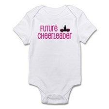 Future Cheerleader Onsie