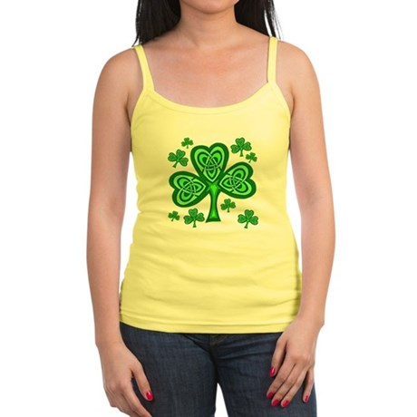Celtic Shamrocks Jr. Spaghetti Tank