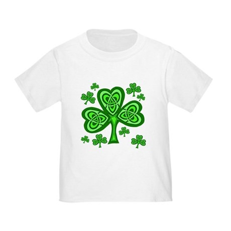 Celtic Shamrocks Toddler T-Shirt