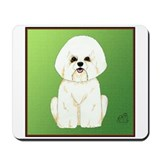 Bichon Mousepad