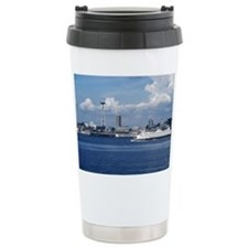 Cute Seattle Travel Mug