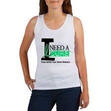 I Need A Cure CELIAC DISEASE Women's Tank Top